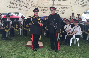 The Yorkshire Military Band